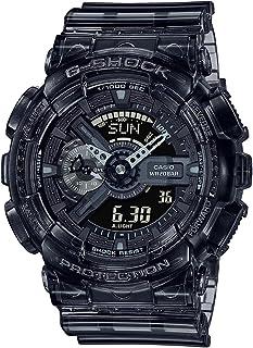 Casio GA-110SKE-8ADR G-Shock Special Colour Model Analog-Digital Men's Watch With Resin Band, Grey