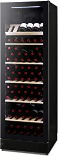Vestfrost Beverage/Wine Cooler 197 Bottle, WFG185BLACK
