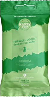 happy days pet odor candle