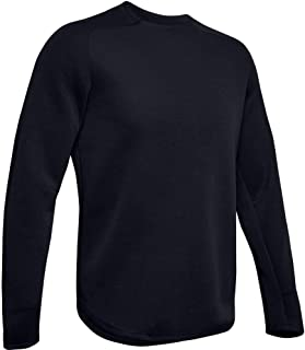 Under Armour Men's Unstoppable Move Light Crew Neck Long Sleeve Top