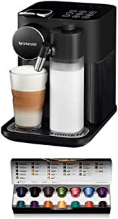 De'Longhi Nespresso - Gran Lattissima, Capsule Coffee Machine, EN650B, Black