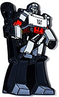 Megatron Pin 80s Retro Transformers Series Pendant Lapel Hat Pin