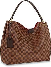 Women's Damier Ebene Graceful MM Tote Handbag
