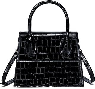 محفظة صغيرة للنساء من كاTMICOO، حقيبة صغيرة بنمط التمساح