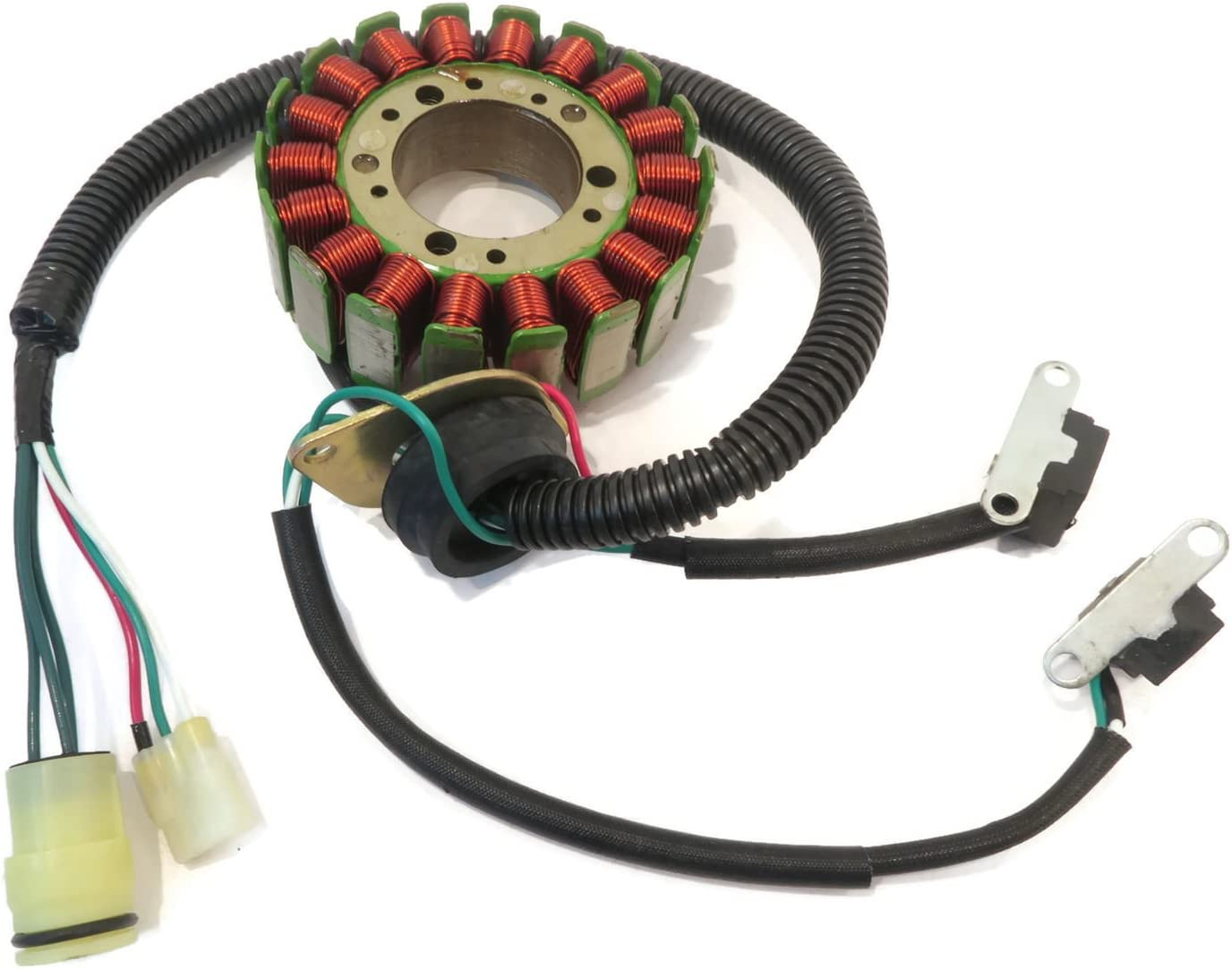 The Free shipping outlet ROP Shop Ignition STATOR for Yamaha 60E-81410-00-00 Magneto