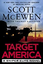 Target America: A Sniper Elite Novel (English Edition)