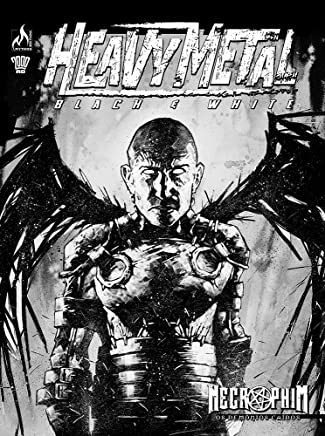 Heavy Metal. Black & White