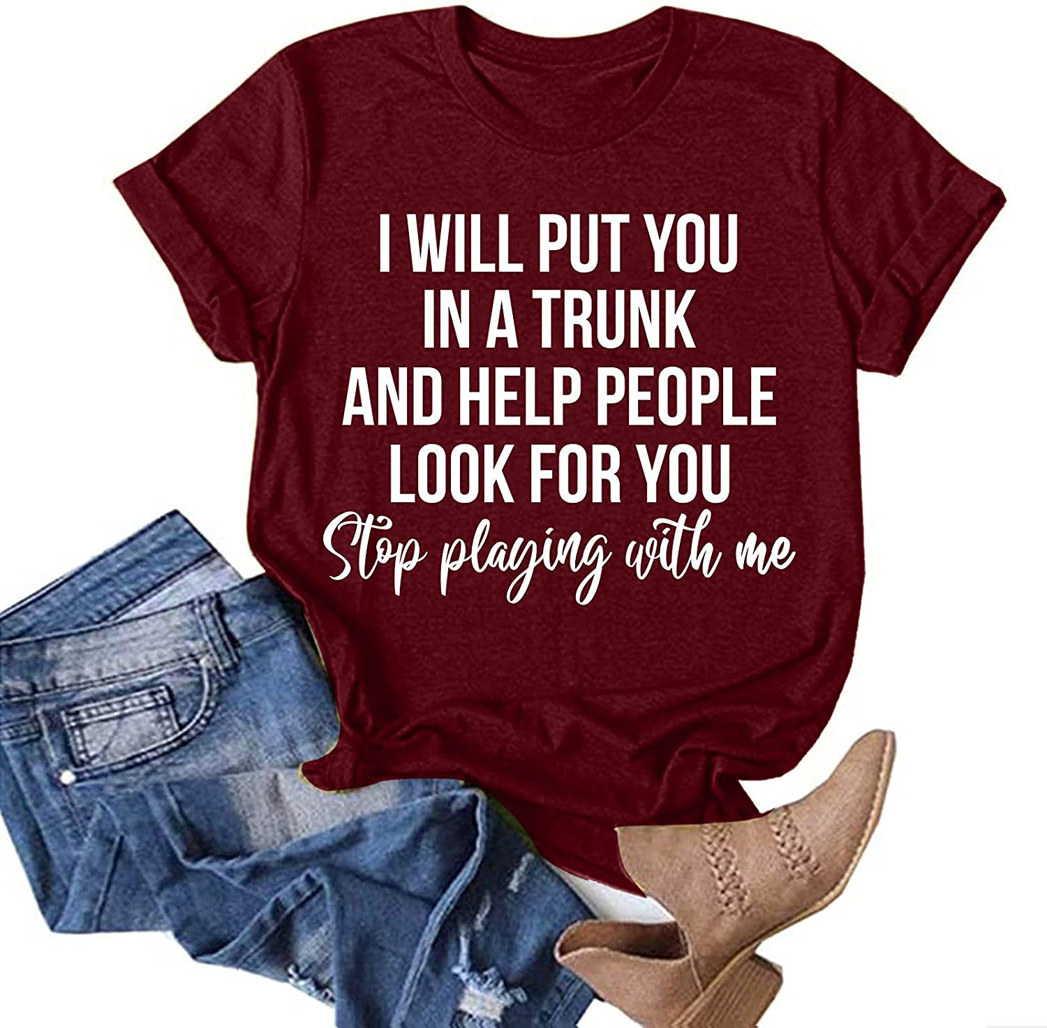 Shirt for Women Funny Cute Graphic Tee Short Sleeve Letter Print Casual T Shirts Juniors Teen Girl Summer Tunic Tops
