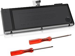 ARyee 73Wh 10.95V A1321 Batería Batería para Laptop con Dos Destornilladores Gratis Reemplazo para Macbook Pro Unibody 15