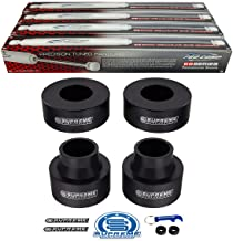 "Supreme Suspensions - Full Lift Kit for Grand Cherokee 2.5"" Front + 2.5"" Rear Suspension Lift + Procomp 3000 Series Shocks (Black) Easy Install PRO"