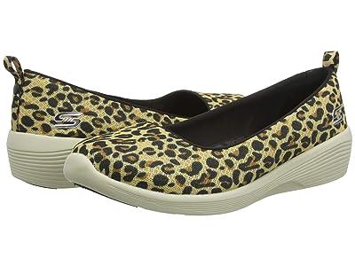 SKECHERS Arya Her Instincts (Leopard) Women