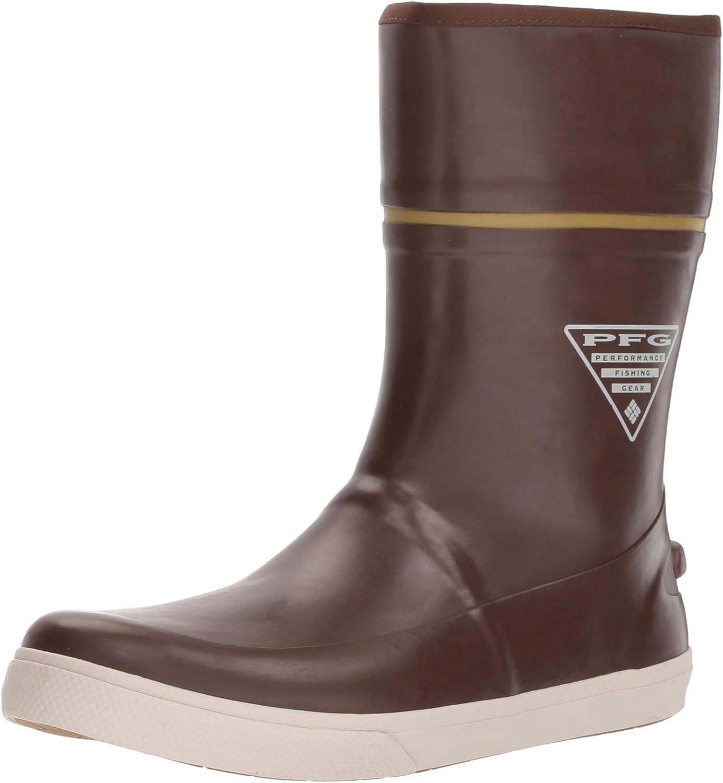 Columbia Mens DoradoTM Litup 10 PFG Rain Boot