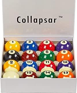 Collapsar AAA Grade Billiard Pool Ball Set,2-1/4