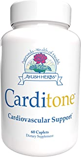 Ayush Herbs Carditone Supplement, 60 Capsules