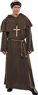 amscan Friar Adult Costume