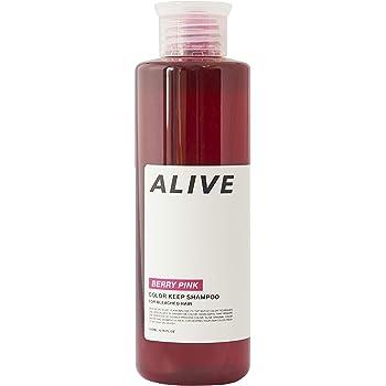 ALIVE COLOR KEEP SHAMPOO (Pink)
