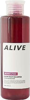 ALIVE COLOR KEEP SHAMPOO (Pink) アライブ カラーシャンプー 極濃ベリーピンクシャンプー 200ml ヘアカラー 1本
