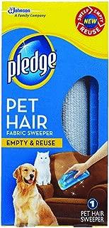 SC Johnson Pledge Fabric Sweeper for Pet Hair