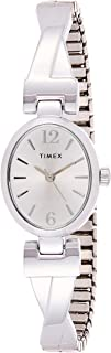 Timex Fashion Stretch Bangle 21mm Expansion Band Watch For Women