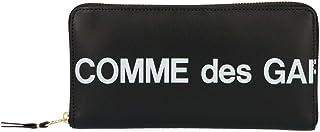 Luxury Fashion | Comme Des Garçons Mens SA0110HLBLACK Black Wallet | Fall Winter 19