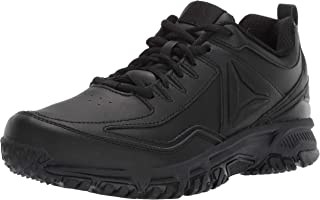 Reebok Men's Ridgerider Leather 4E Sneaker