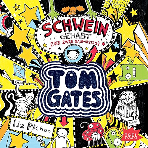 Schwein gehabt (und zwar saumäßig)     Tom Gates 7              By:                                                                                                                                 Liz Pichon                               Narrated by:                                                                                                                                 Frank Bahrenberg                      Length: 2 hrs and 36 mins     Not rated yet     Overall 0.0