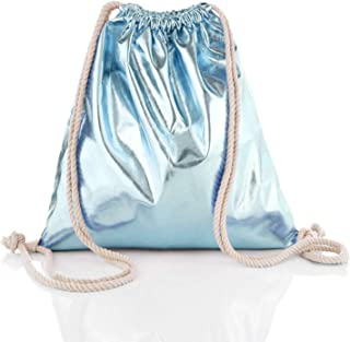 Gloop Turnbeutel Rucksack Gymbag Gym Bag Jutebeutel Sportbeutel beuteltasche in verschiedene Farbe/Design