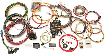 Painless 10205 Classic-Plus Customizable GM Pickup Truck Chassis Harness (1973-1987, 27 Circuits)