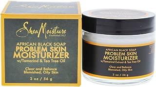 Shea Moisture African Black Soap Balancing Moisturizer 2 oz