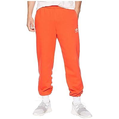 adidas Originals Authentics Sweatpants (Hi-Res Red/White) Men