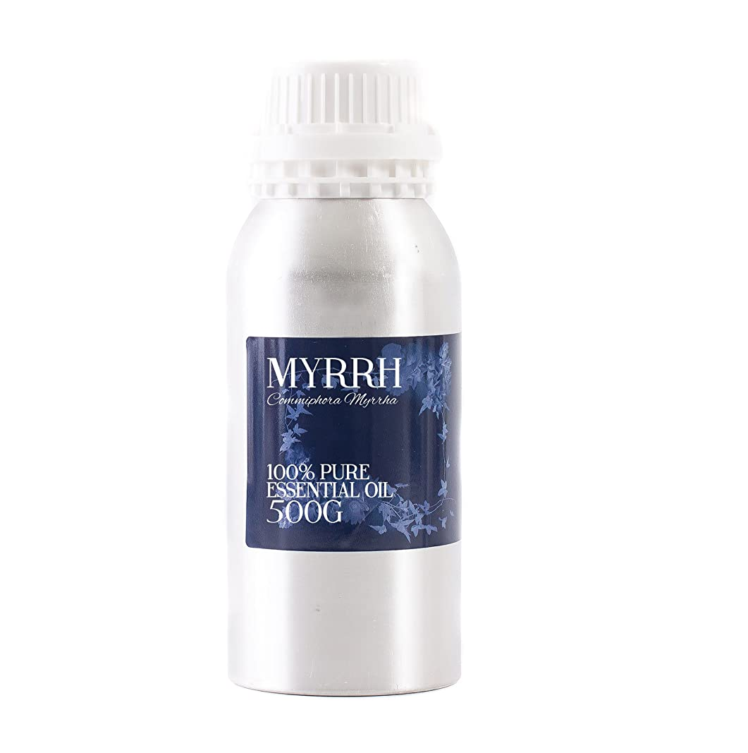 くるくるピクニック闘争Mystic Moments | Myrrh Essential Oil - 500g - 100% Pure