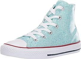 b0518d85131 Converse Kids Chuck Taylor All Star Sparkle - Ox (Little Kid Big Kid ...