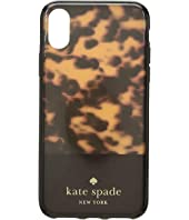 Kate Spade New York - Tortoise Shell Phone Case for iPhone X