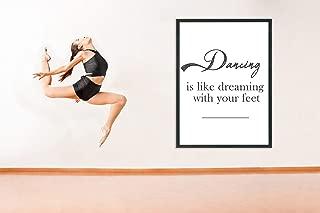 dance studio decor