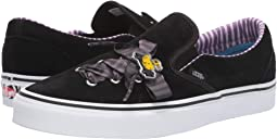 (Disney) Haunted Toys/Nightmare (Classic Slip-On Lace)