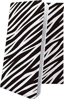 G'zOne IS11CA ケース 手帳型 動物 動物柄 アニマル どうぶつ アニマル柄 ゼブラ ジーズワン タイプ デザイン イラスト gzone cal is 11ca 模様