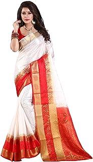 Nirja Creation Cotton Silk Saree