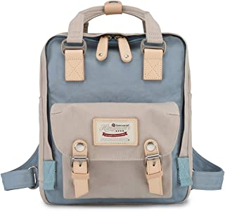 Himawari School Backpack for Student Mini Cute Waterproof Casual Daypack for Every Day, 12 inches SmallTravel Bag(HM188-S-30#)