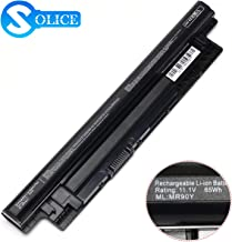 SOLICE® New MR90Y XCMRD Laptop Battery Compatible with Dell Inspiron 15 5000 Series 15-3542 15-3541 15-3521 15-5521 15R-N3521 15R-N5521 15R-1528R [11.1V 65Wh]-12 Months Warranty