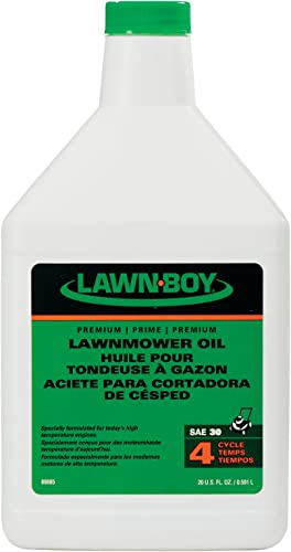 2021 Lawn-Boy high quality SAE 30 4-Cycle outlet online sale Engine Oil outlet online sale