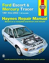 Ford Escort & Mercury Tracer (91-02) Haynes Repair Manual