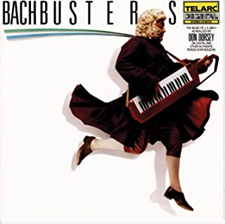 Bachbuster: The Music Of J.S. Bach As Realized On Synthesizers