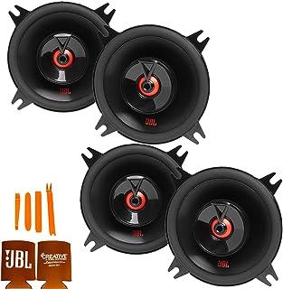 "$179 » JBL 2-Pairs CLUB-422FAM 4"" Two-Way car Audio Speaker (No Grill)"
