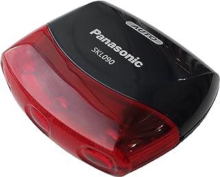 パナソニック(Panasonic) LEDかしこいテールライト ブラック 自転車