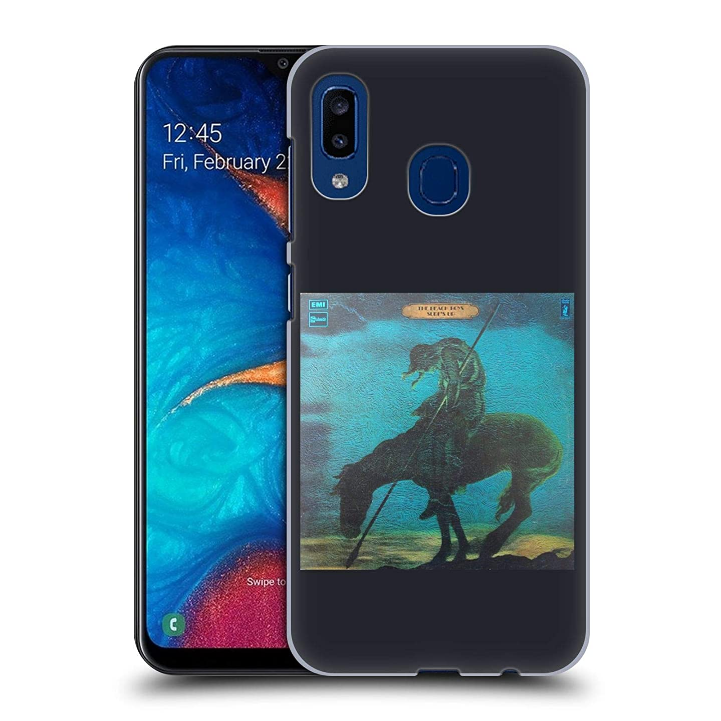 Official The Beach Boys Surfs Up Album Cover Art Hard Back Case Compatible for Samsung Galaxy A20 / A30 (2019)