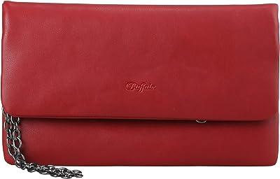 Buffalo Klassische Clutch für Damen NAILAH, Frauen Handtasche,Umhängetasche
