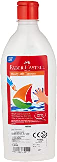 Faber Castell TEMPERA FUN PAINTS WHITE, 144512, 0.5 Liters