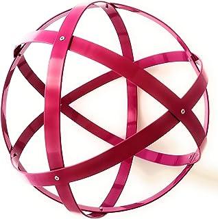 Genesa Crystal, Purificatore energia, Dispositivo orgonico 32 cm diametro, Fucsia