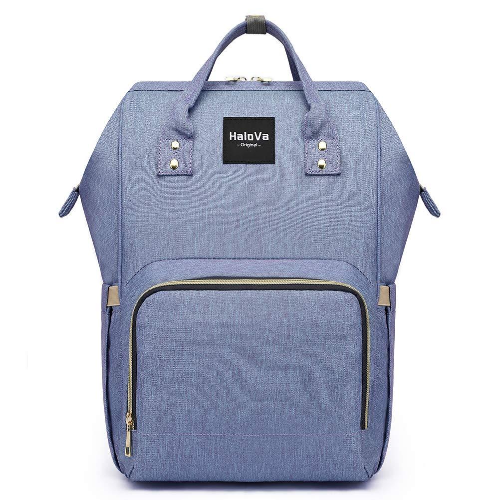 HaloVa Multi Function Waterproof Backpack Capacity