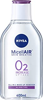NIVEA, Face, Cleanser, 3in1 MicellAIR Makeup Remover, 400ml